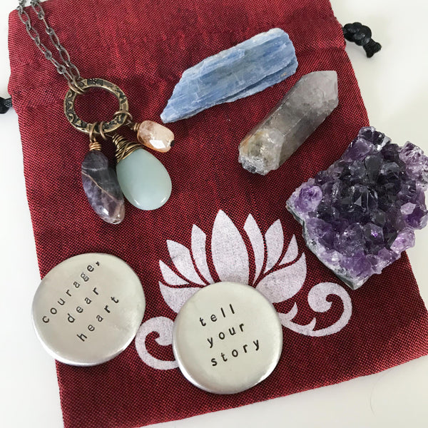 for the one ready to tell her story :: intention bundle