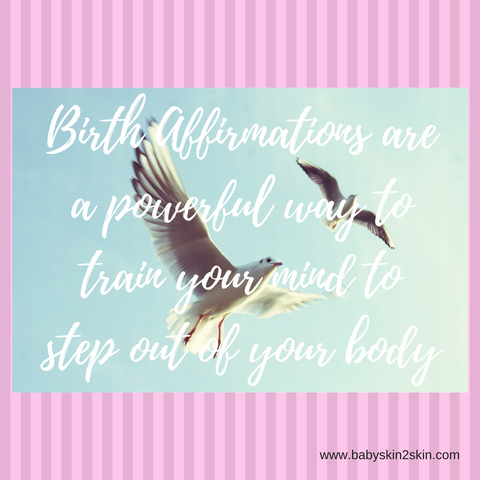 Definition of birth affirmation
