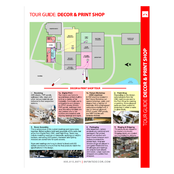 MKT051 - Decor and Print Shop Tour Guide