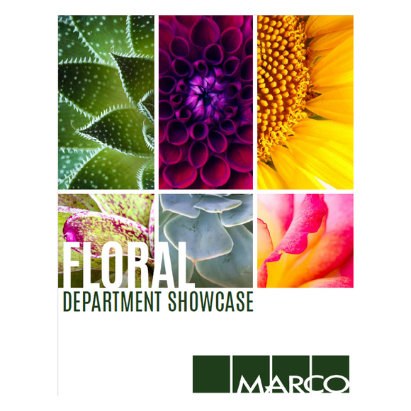 MKT059 - Floral Department Showcase