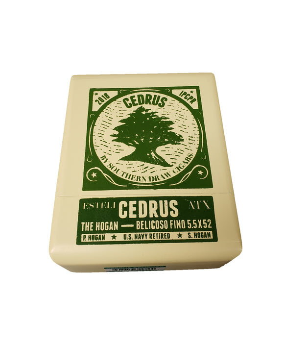 Southern Draw - Cedrus - 5.5 x 52 Belicoso Fino - Sumatra - (Bundle of 10 or Single Cigar)