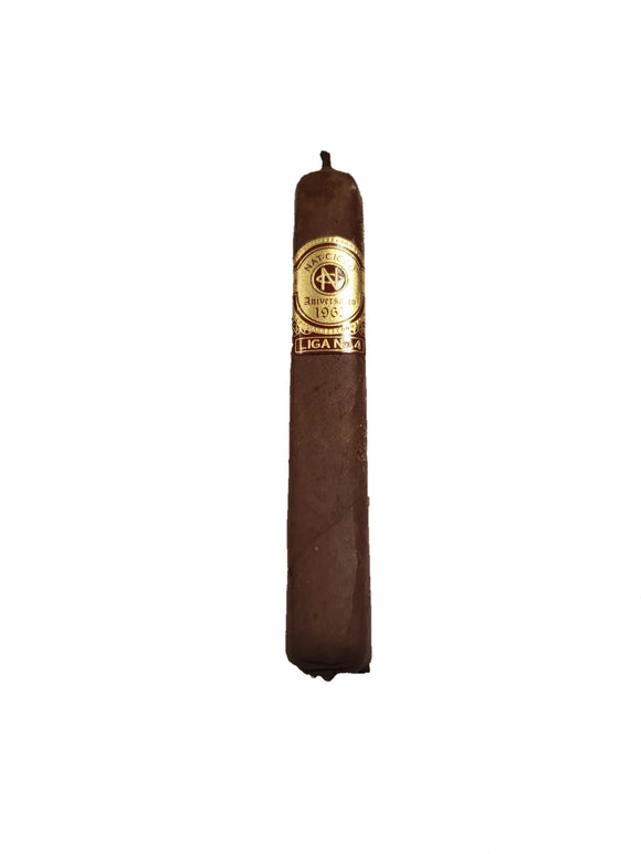Nat Cicco 1965 Aniversario Liga No. 4 - 5 x 52 Boxed Pressed Robusto - Single Cigar