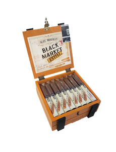 Alec Bradley - Black Market Esteli - 6 1/2 x 52 Torpedo (Box of 22 or Single Cigar)