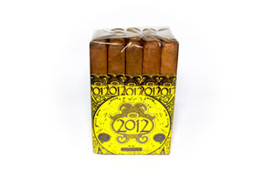 2012 by Oscar Cigars - Connecticut - 6 x 52 Toro - (Bundle of 20 of Single Cigar)