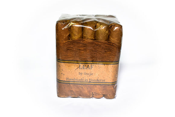 The Leaf by Oscar - Sumatra - 6 x 60 - Gordo - (Bundle of 10 or Single Cigar)