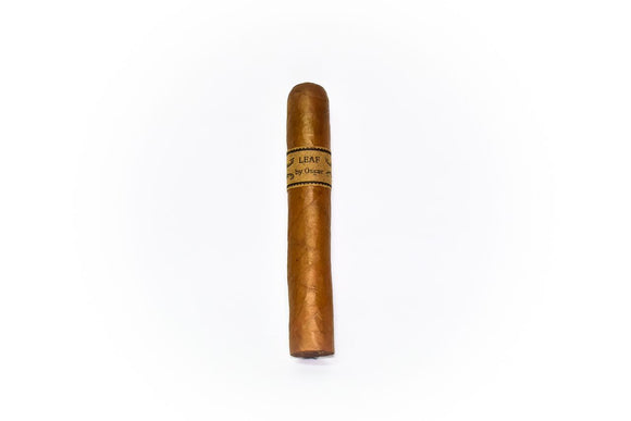 The Leaf by Oscar - Connecticut - 6 x 60 Gordo - (Bundle of 10, Bundle of 20, or Single Cigar)