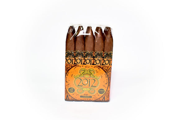 2012 by Oscar Cigars - Corojo - 6.5 x 52 Torpedo - (Bundle of 20 or Single Cigar)