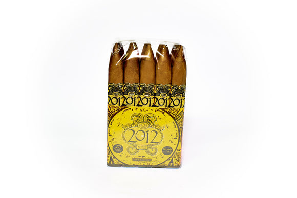 2012 by Oscar Cigars - Connecticut - 6.5 x 52 Torpedo - (Bundle of 20, or Single Cigars)