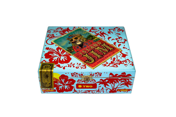 Island Jim Cigar - 6.5 x 52 - Shaggy Torpedo - (Box of 21 or Single Cigar)