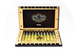 The Oscar Maduro - 5 x 50 Robusto - (Box of 11, Bundle of 20, or Single Cigar)