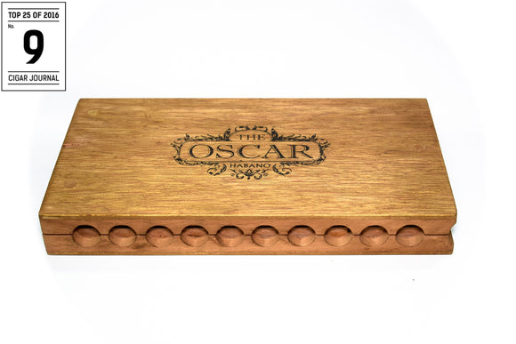 The Oscar Habano - 5 x 50 Robusto (Box of 11, Bundle of 20, or Single Cigar)