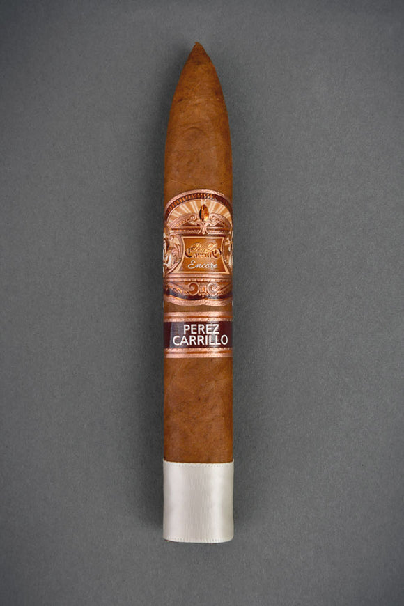 E.P. Carrillo - Encore Valiente - 6 1/8 x 52 Torpero