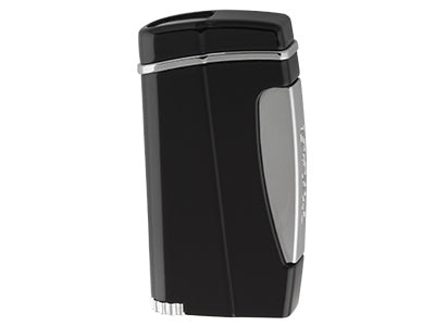 XIKAR Executive II Lighter - Single Torch - Black