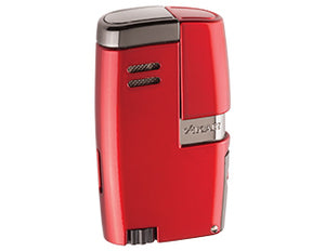XIKAR Vitara Lighter - Dual Torch - Daytona Red