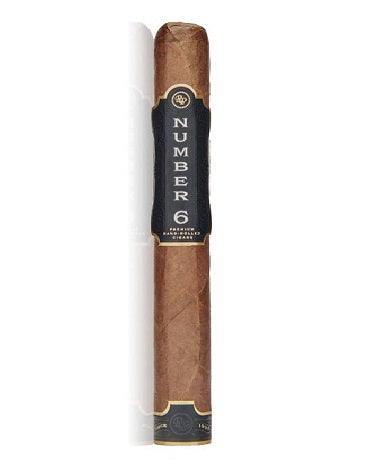 Rocky Patel Number 6 - 6.5 x 52 Toro - Single Cigar