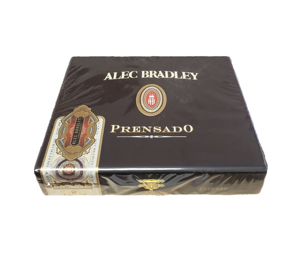 Alec Bradley - Prensado - 6 1/8 x 52 Torpedo - (Box of 20 or Single Cigar)