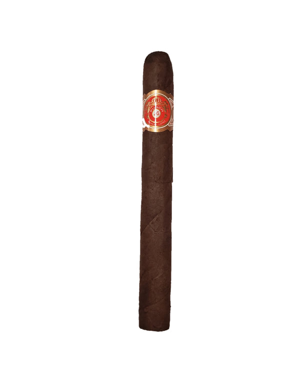 Punch - Deluxe Chateau L Maduro - 7.25 x 54 Churchill