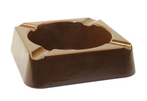 Stinky Composite Cigar Ashtray - Brown