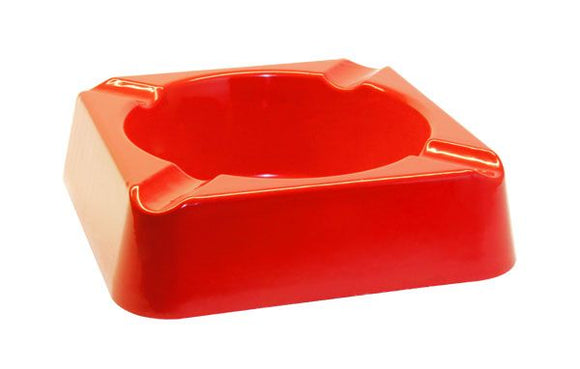 Stinky Composite Cigar Ashtray - Red