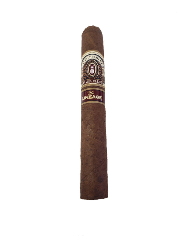 Alec Bradley - The Lineage - 6 x 54 Toro - (Box of 20 or Single Cigar)