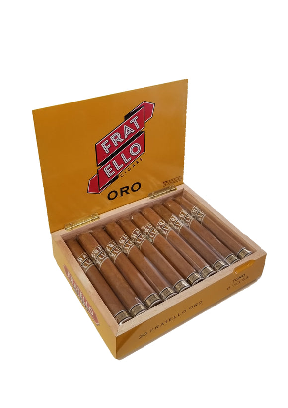 Fratello Oro - 6.25 x 54 Toro - Single Cigar