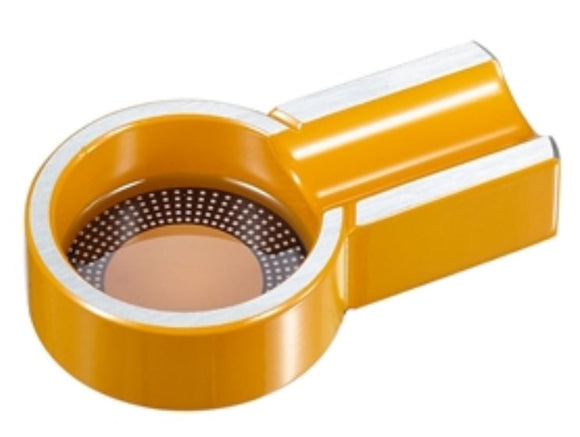 Visol - Absolem Single Cigar Ashtray - Yellow