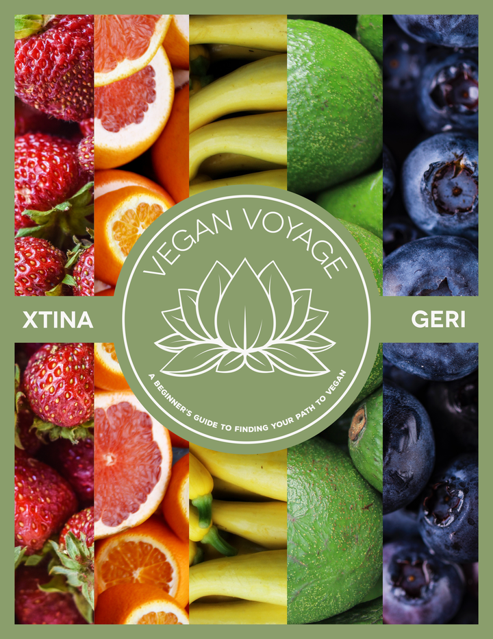 Vegan Voyage: A Beginner's Guide to Finding Your Path to Vegan