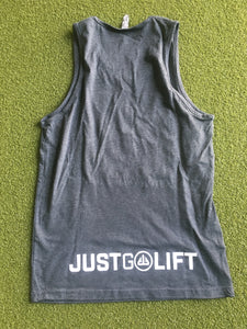 Just Go Lift Men's Tank