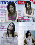 CHANTAL KREVIAZUK Raine Maida Lot 2 Canadian Magazines PRETTY BROKEN