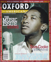 Sam Cooke Fall 2006 Oxford American Southern Magazine of Good Writing Music Issue
