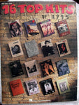 16 Tops Hits of 1995 Songbook