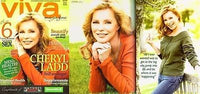 Cheryl Ladd Canadian 2007 VIVA Magazine Charlie's Angels MIB Mint in Bag!!