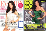 KATY PERRY Lot 2 Magazines: LOU LOU + Canada Fashion