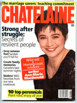 Anne-Marie MacDonald June 1998 Chatelaine Magazine