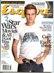 EWAN McGREGOR June 2005 Esquire Magazine Star Wars