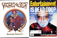 Entertainment Weekly Magazine 161 + Grateful Dead Family Album