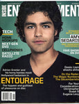 Adrian Grenier Entourage November 2006 Inside Entertainment Magazine AMY SEDARIS