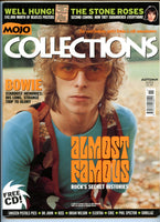 DAVID BOWIE 2001 MOJO Collections Magazine 4
