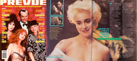 MADONNA October 1987 PREVUE Magazine