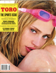 ESTELLA WARREN 2003 Canadian TORO Magazine