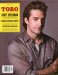 Scott Speedman April 2005 TORO Magazine