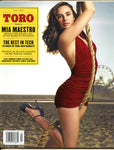 MIA MAESTRO Poseidon May 2006 TORO Magazine SHAWN ASHMORE X-MEN