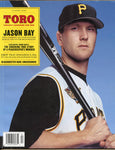 JASON BAY Pittsburgh Pirates BASEBALL 2006 TORO Magazine