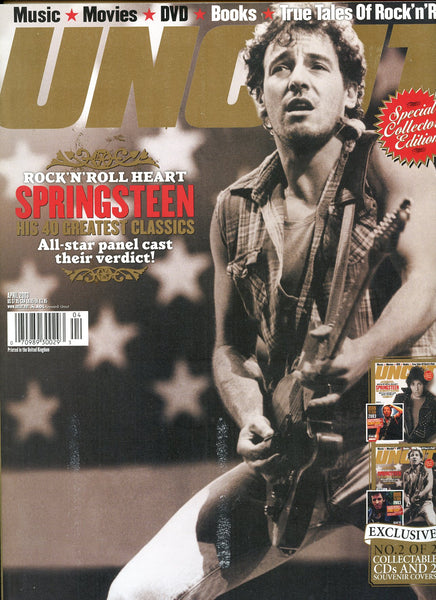 BRUCE SPRINGSTEEN April 2003 UNCUT Magazine 71 Variant 2
