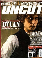 BOB DYLAN - SIOUXSIE SIOUX 2005 UNCUT Magazine 92 Collector's Cover A