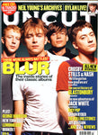 BLUR July 2009 UNCUT Magazine 146 Iggy Pop Jack White Crosby Stills Nash