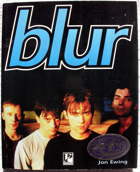 blur by Jon Ewing