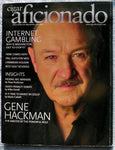 Gene Hackman October 2000 Cigar Aficionado Magazine