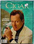 James Woods May/June 1996 Cigar Aficionado Magazine