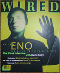 BRIAN ENO Philosophy WIRED magazine 1995 DUCKMAN Technology Roxy Music